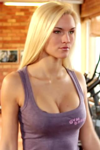 Gym Babes 3 - screenshot