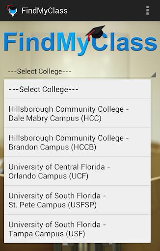 【免費交通運輸App】Find My Class-APP點子