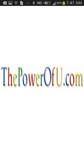ThePowerOfU