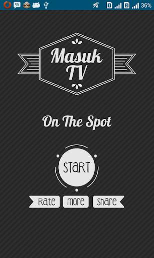Masuk TV - On The Spot