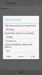 Carma In-Car Voice-Controlled- screenshot thumbnail