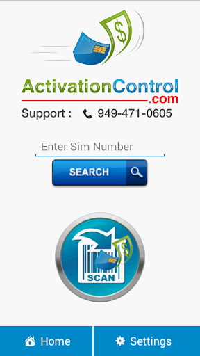 Activation Control