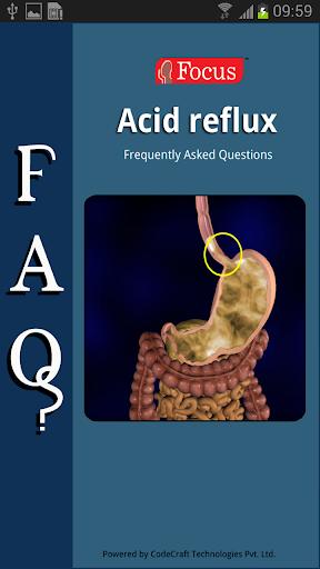 FAQs in Acid Reflux
