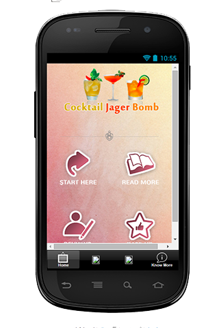 Cocktail Jager bomb Recipes