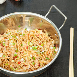 Stir Fry Chow Mein Noodles Recipes.