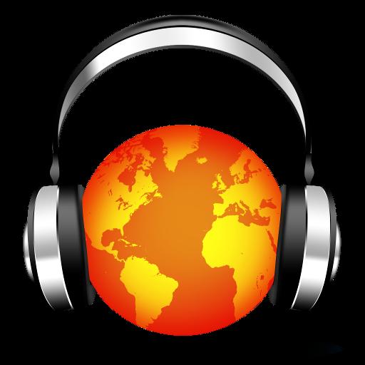 互聯網的線上收音機 LOGO-APP點子