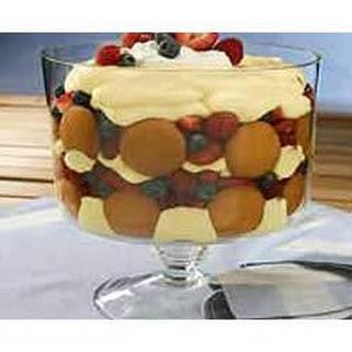Quick Lemon-Berry Trifle