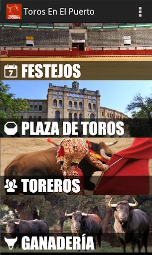 Toros En El Puerto 2014