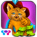 Puss in Boots Kids Storybook icon