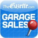 TheGazette.com Garage Sales logo
