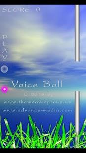 Voice Ball- screenshot thumbnail