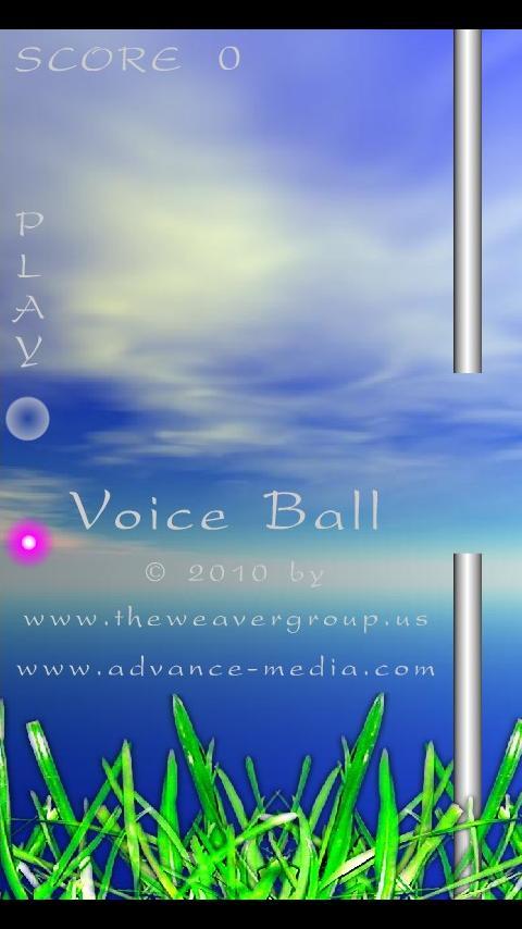Voice Ball- screenshot