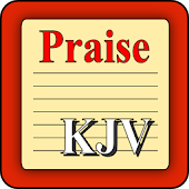 Praise Notepad KJV (Notebook)