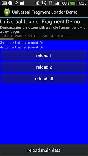 Universal Loader Demo