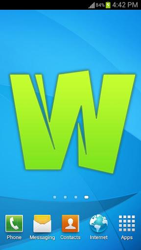 【免費個人化App】Wallpaper Letters ABC HD-APP點子