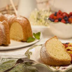 Winners Circle Citrus Cake