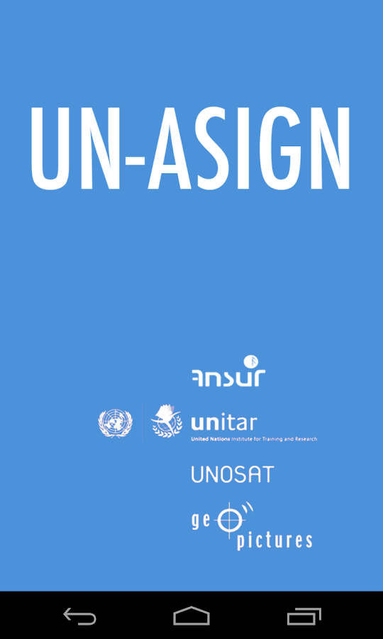UN-ASIGN- screenshot