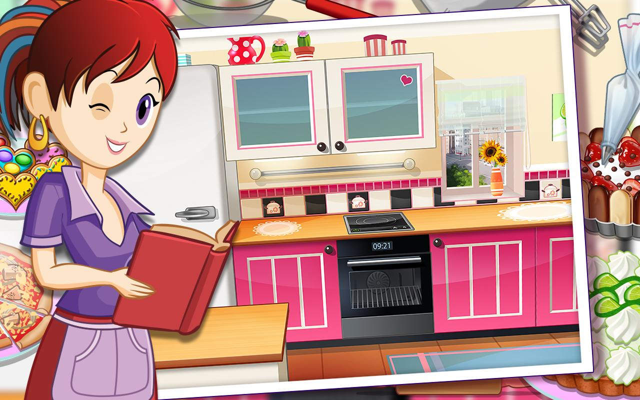 Sara's Cooking Class Lite - screenshot