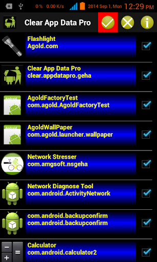 Clear App Data Pro