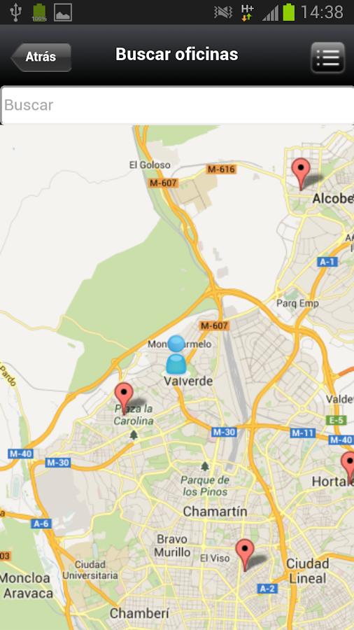 Seguros catalana occidente aplicaciones de android en for Catalana occidente oficinas