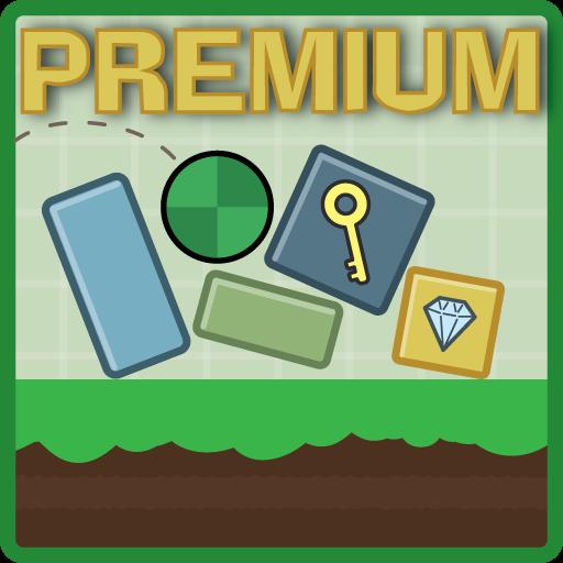 Box Topple Premium - Knockdown