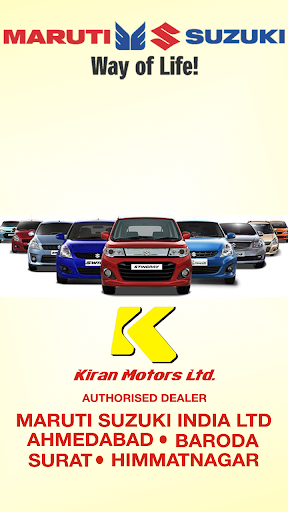 Kiran Motors - Maruti Suzuki