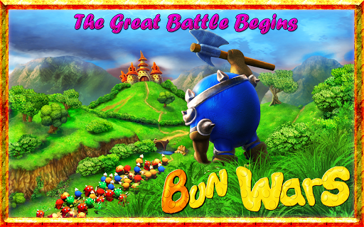 Bun Wars - Free Strategy Game