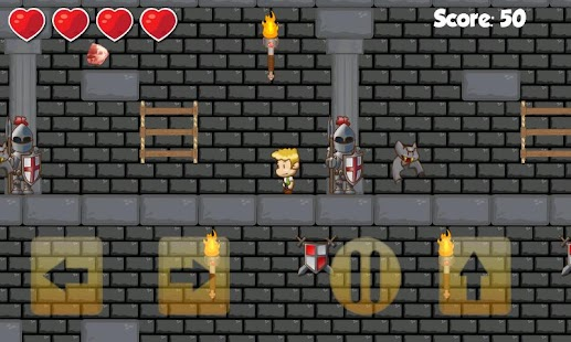 Mummy Boy- miniatura screenshot