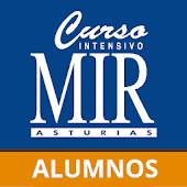 Alumnos MIR Asturias