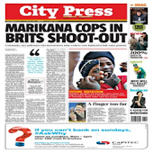 City Press Newspaper SA