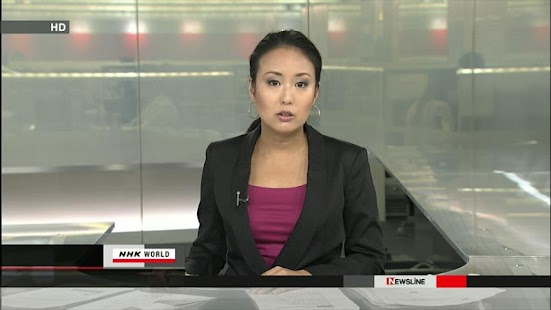 NHK WORLD TV Live - screenshot thumbnail