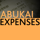 Expense Reports, Receipts with ABUKAI Expenses