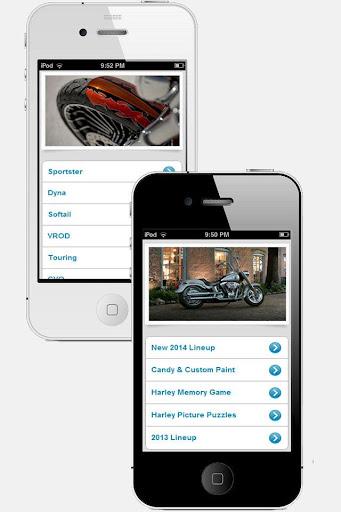 NEW Harley Davidson Pics 2014