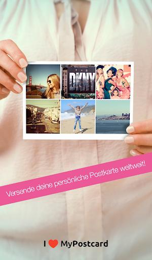 MyPostcard - Postkarten App