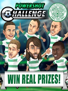 Celtic FC Powershot Challenge - screenshot thumbnail