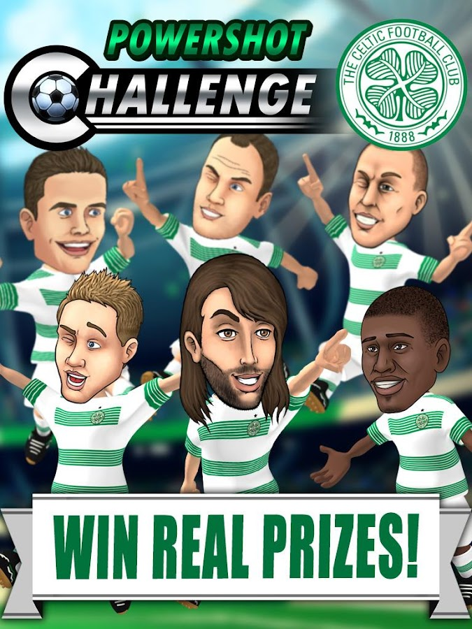 Celtic FC Powershot Challenge- screenshot