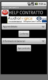 HELP CONTRATTO- screenshot thumbnail