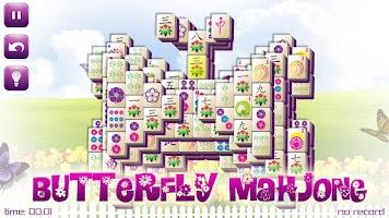 Screenshot of Spring Mahjong