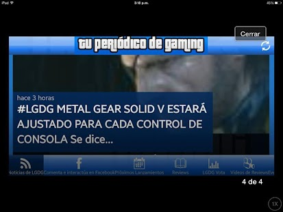 La Guerra del Gaming - screenshot thumbnail