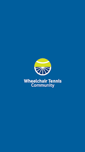 Wheelchair Tennis Community- screenshot thumbnail