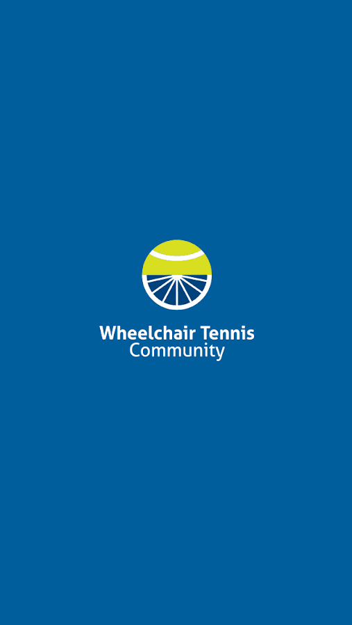 Wheelchair Tennis Community- screenshot