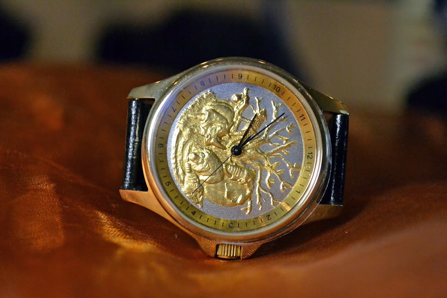 watch by Talitha Watson - Artistic Objects Jewelry