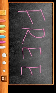 Chalk Drawing Board