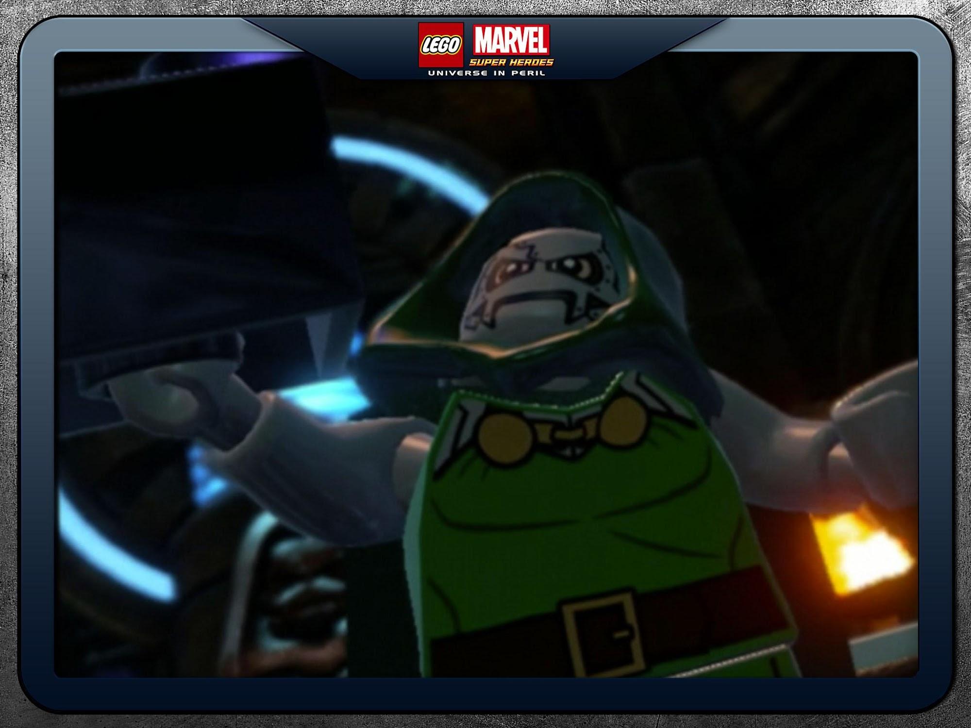 LEGO ® Marvel Super Heroes screenshot #8