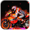 Crazy Bike Racing 3D icon