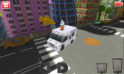 Candy & Ice Cream Truck for PC