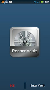 RecordVault- screenshot thumbnail