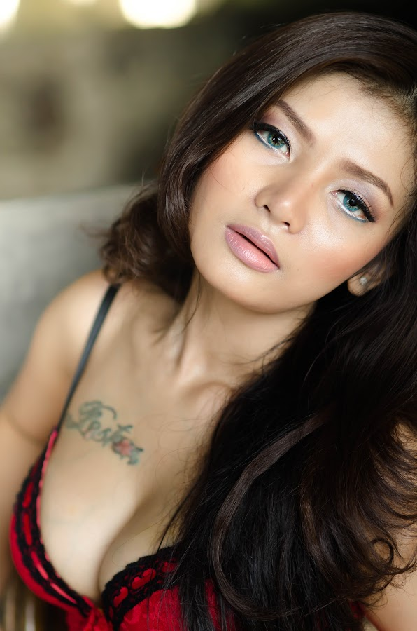 by Deny Aryanto - People Portraits of Women ( sexy, lingerie, woman, mature )