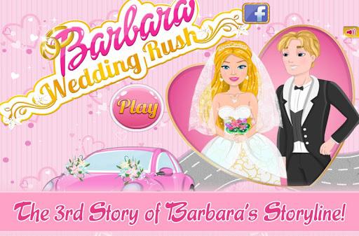 Barbara's Wedding Rush