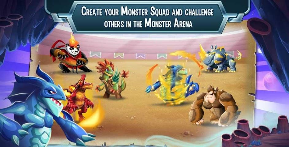 android Monster Legends Screenshot 9
